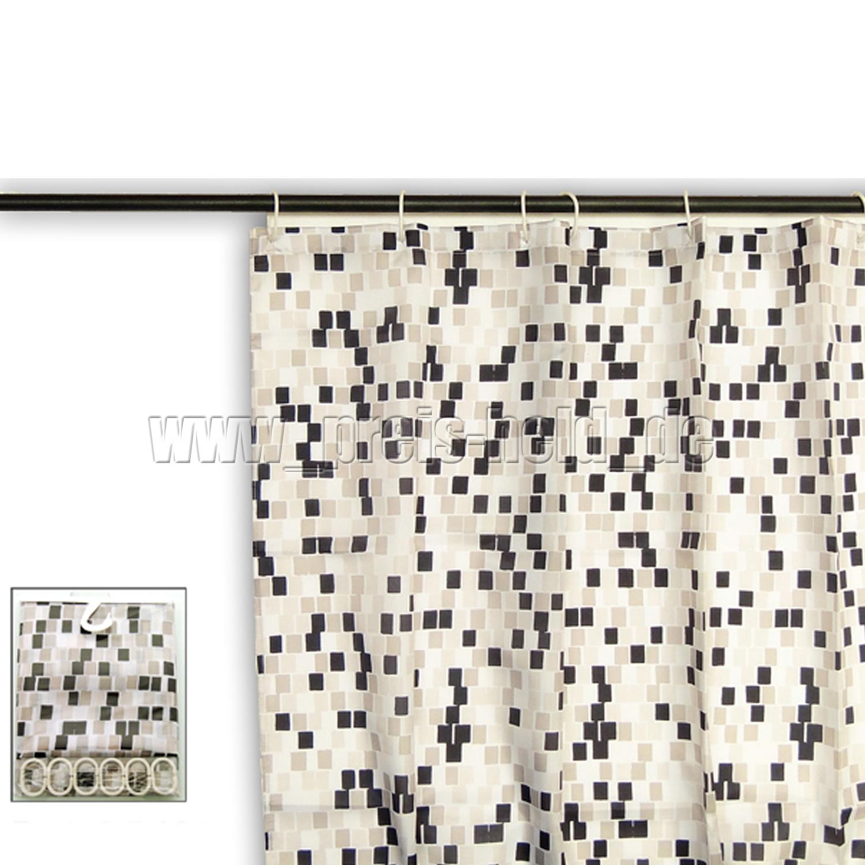 Textil Vorhang Dusche : M?bel & Wohnen > Badzubeh?r & -textilien > Duschvorh?nge
