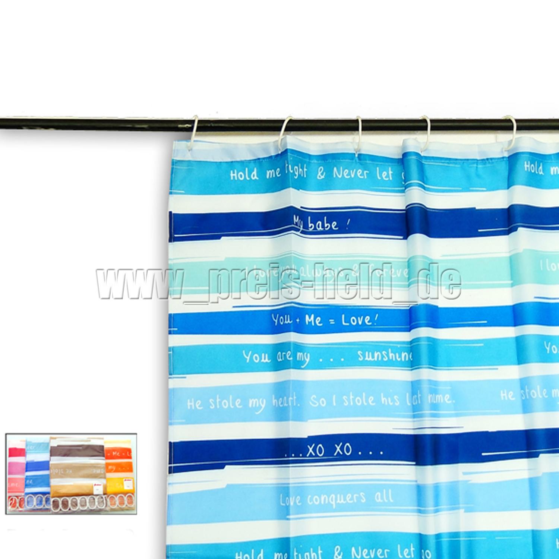 duschvorhang textil duschvorh nge bad dusche vorhang. Black Bedroom Furniture Sets. Home Design Ideas
